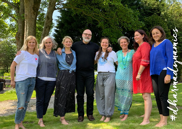 Dharma at The Acorn wellness retreat